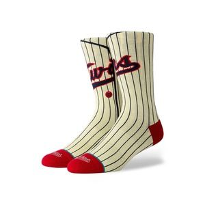 Stance MLB Minnesota Twins Alt Jersey Crew Socks